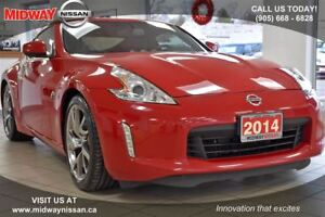 2014 Nissan 370Z Coupe at TOURING