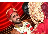 Asian Wedding Videography + Photography services