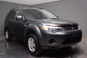 2008 Mitsubishi Outlander AWD 7 PASSAGERS A/C MAGS