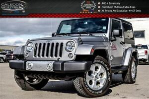 2015 Jeep Wrangler Sahara|4x4|Hard Top|Navi|Bluetooth|Pwr Window