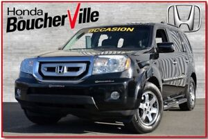 2011 Honda Pilot Touring AWD Cuir Camera Navigation Bluetooth