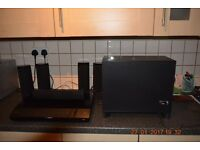 Sony Blu-ray 3D Disc DVD Home Theatre System BDV-E380 in excellent condition
