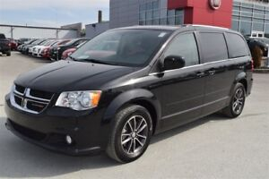 2017 Dodge Grand Caravan SXT+DVD+Navigation+7 passagers