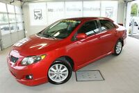 2010 Toyota Corolla S + A/C + MAGS + AILERON +