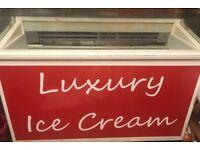 * Ice cream freezer for sale*