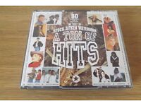 Stock, Aitken and Waterman - A Ton Of Hits- 3 CD Set