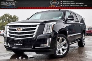 2016 Cadillac Escalade ESV Premium Collection|4x4|7Seater|Navi|S