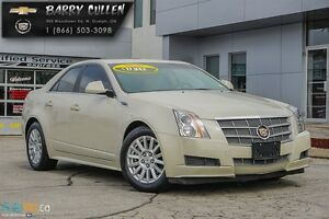 2010 Cadillac CTS 3.0L One Owner*Sunroof*Showroom condtion