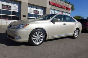 2011 Lexus ES 350 Elite PKG. Naviation. Roof. Leather