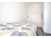 Single room in a newly refurbished flat.