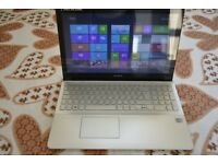 Sony Vaio FIT Touch,HDD 500GB+8 GB SSD,i5-3337U,8GB RAM,INTEL HD 4000 + Nvidia GE force 735M