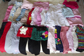 6-7 years old girl's clothes