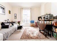 GOOD SIZE 2BED ** 1BATH ** DALSTON ** UNFURNISHED ** CHEAP ** PERIOD CONVERSION **