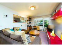 Luxury Amazing One Bedroom Apartment with large living room and luxury bathroom in King Cross N1