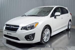 2013 Subaru Impreza TOURING HATCH A/C MAGS TOIT