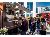 Top Condition Catering Van / Food Truck / Burger Van