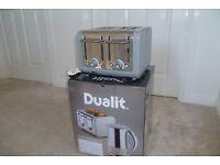 Brand New Dualit 4 Slice Toaster