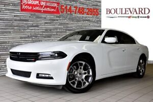 2016 Dodge Charger SXT PLUS AWD TOIT + CUIR + CAMERA