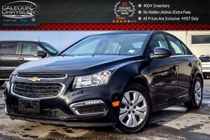 2016 Chevrolet Cruze LT|Sunroof|Backup Cam|Bluetooth|R-Start|Pwr
