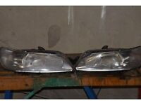 Peugeot 306 head lights CHEAP!!!