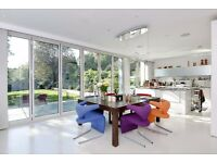 *** An exquisite seven bedroom semi-detached private gated house to rent, Coolhurst Road, N8 ***