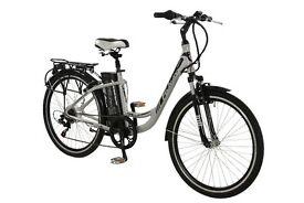 Falcon Jolt 26″ Wheel Womens Low Step Electric Bike