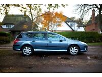 Peugeot 407 SW 1.6 HDi S 5dr - VERY LOW MILEAGE
