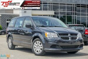 2014 Dodge Grand Caravan SE | LOW LOW KM'S | NO ACCIDENTS.....