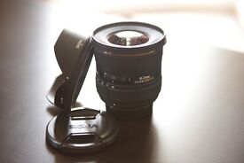 Sigma 10-20mm F4-5.6 EX DC, Nikon fit