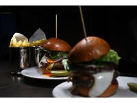 Full time waiter / waitress required, London Canary Warf, up to £10ph with service charge