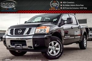 2014 Nissan Titan SV|4x4|Backup Cam|Trailer Tow Group!Pwr Window
