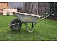 Fantastic, Reliable Wheelbarrow