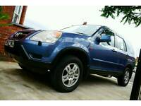Honda CRV 2.0 **Cheap good 4x4**