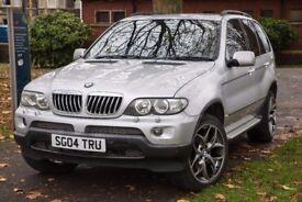 BMW X5 3.0D Sport Auto (2004)