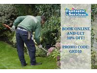 Gardening services in Twickenham! BOOK ONLINE WITH 10% OFF!
