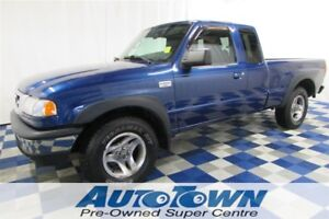 2010 Mazda B4000 SE 4X4/ACCIDENT FREE/ONE OWNER/LOW KM!