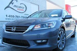 2014 Honda Accord Sport/JAMAIS ACCIDENTER/UN PROPRIÉTAIRE/