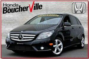 2014 Mercedes-Benz B-Class 250 Sports Tourer Cuir Toit Panoramiq