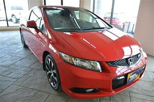 2013 Honda Civic Si WITH POWER MOONROOF, 4 NEW TIRES