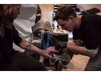 Barbers & Tattoo Artists Recruitment