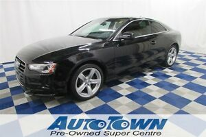 2013 Audi A5 2.0T PREMIUM/LEATHER INTERIOR/SUNROOF!!