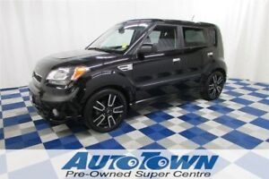 2010 Kia Soul 2.0L SX/ACCIDENT FREE/REAR VIEW CAMERA/USB OUTLET