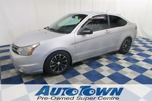 2009 Ford Focus SES/LEATHER/SUNROOF/HTD SEATS