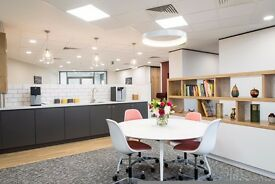 Modern shared workspace located at Liverpool, Derby Square. Ideal Hotdesk solution for 1 person