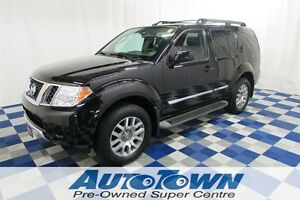 2011 Nissan Pathfinder LE AWD/BACKUP CAM/SUNROOF/LEATHER