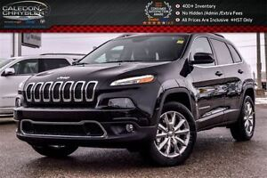 2017 Jeep Cherokee New Car Limited|4x4|Navi|Backup Cam|bluetooth