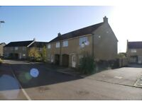 3 bedroomed UNFURNISHED house with off street parking in Caldecote village, available 7th September