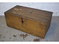 Old Tool Chest (DELIVERY AVAILABLE)