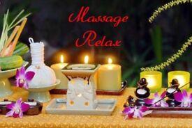 Full body relaxing massage Adela