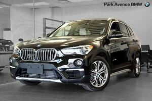 2016 BMW X1 xDrive28i // CAMERA + PARKING SENSOR